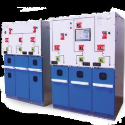GIS - Gas-Insulated Switchgear | Medium Voltage | SGC